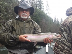 Trinity River Steelhead Fishing - Fryes Fishing