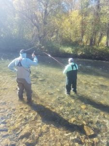 Trinity River - Fryes Fishing - Steelhead