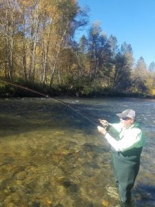 Fryes Fishing - Trinity River - Steelhead