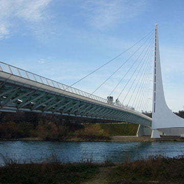 Sundial Bridge Featured Image